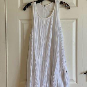 Sweaty Betty Tennis Dress (or shopping)